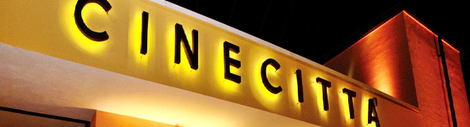 Cinecitta Sign 2